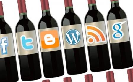 Añádele Social Media a tu vino